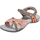 Hi-Tec Savanna II Naiset sandaalit , beige/punainen